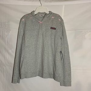 Vineyard Vines quarter zip jacket